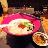 ราเมนชามแดงอิปูโดะ ราเมนยอดนิยมของนักท่องเที่ยวที่มาเยือนเกียวโต
