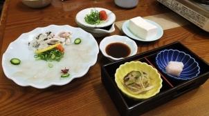 เปิดประสบการณ์ซาชิมิปลาปักเป้า