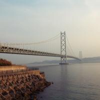 เที่ยว Akashi-Kaikyo สุดยอดสะพานแขวนสามสถิติที่สุดของโลก