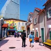 Cosmo World Fun Park สวนสนุกริมอ่าว