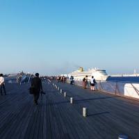 Osanbashi Pier ท่าเรือสำราญผลงานระดับเวิลด์คลาส