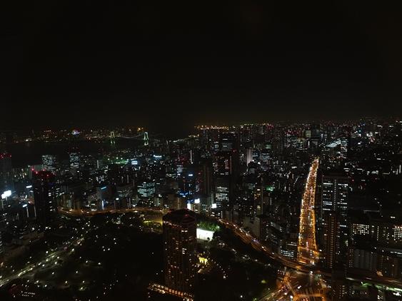 View at 250 m