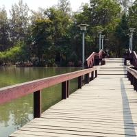 สะพานสระแก้ว สะพานแห่งความทรงจำของชาวศิลปากร