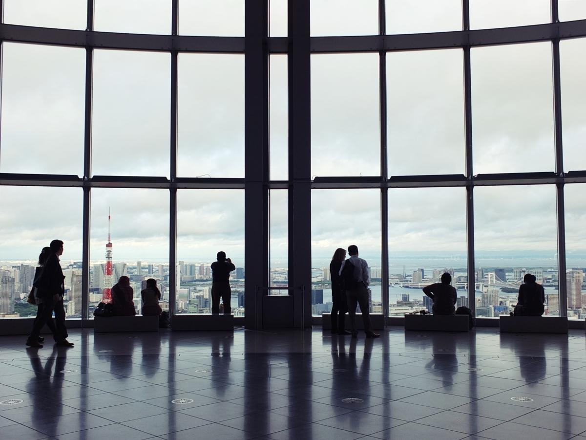 Tokyo City View @ Mori Tower จุดชมวิวที่สวยที่สุดในโตเกียว