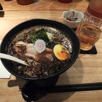 ราเม็งน้ำดำแห่งร้าน Kyoto Gogyo