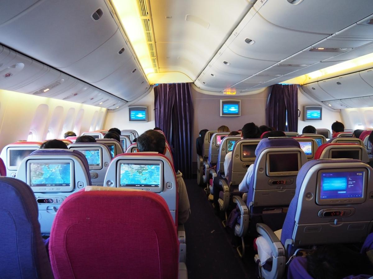 [รีวิว] ประสบการณ์เดินทางไปญี่ปุ่นกับการบินไทย เที่ยวบิน TG640
